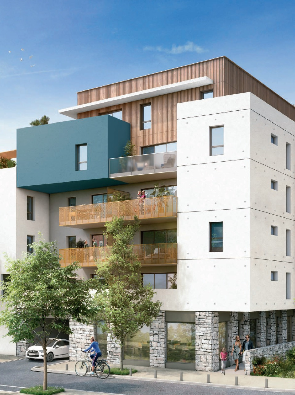 Image_, Appartement, Montpellier, ref :UR-APS-A401