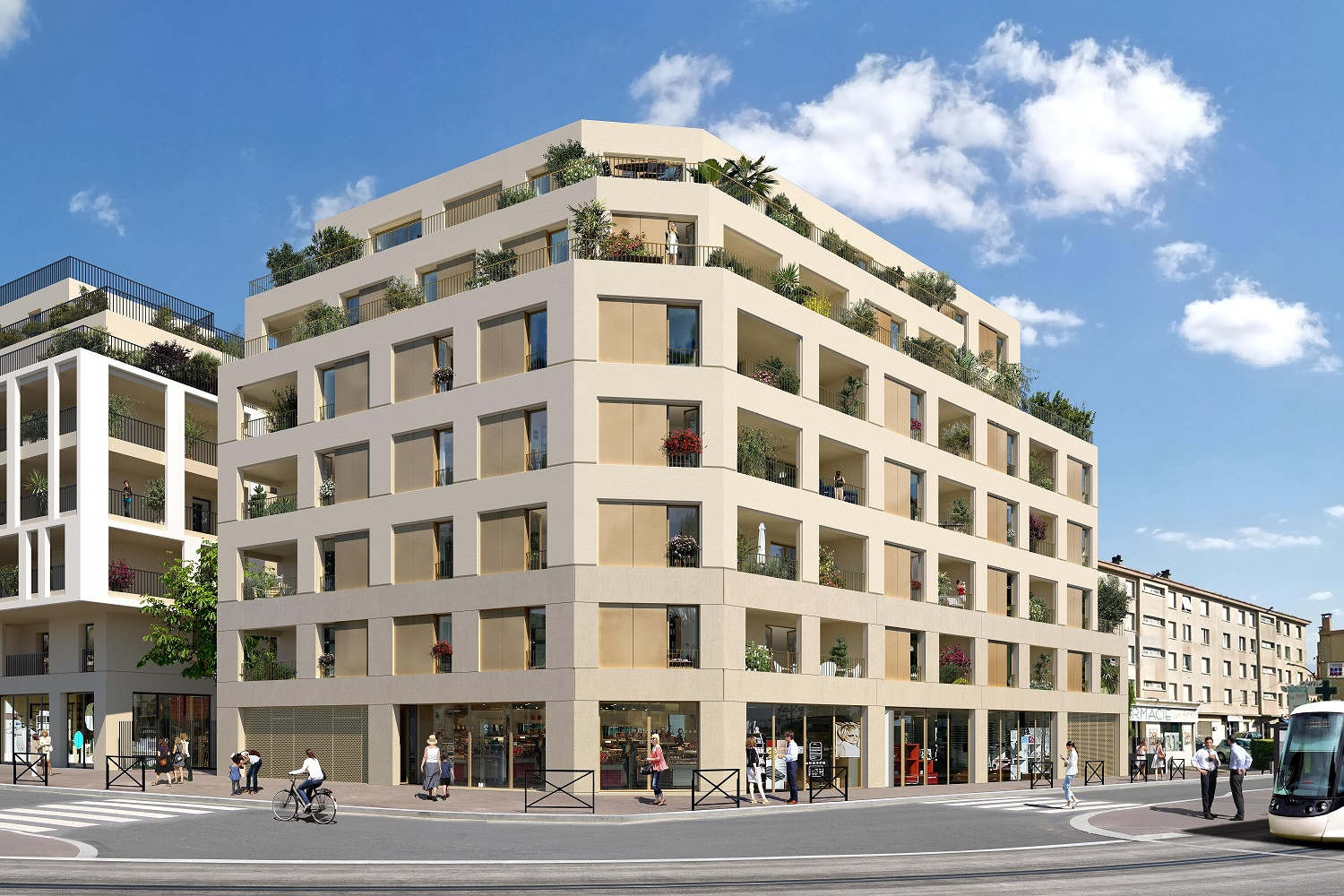Image_, Appartement, Montpellier, ref :LNMONT504