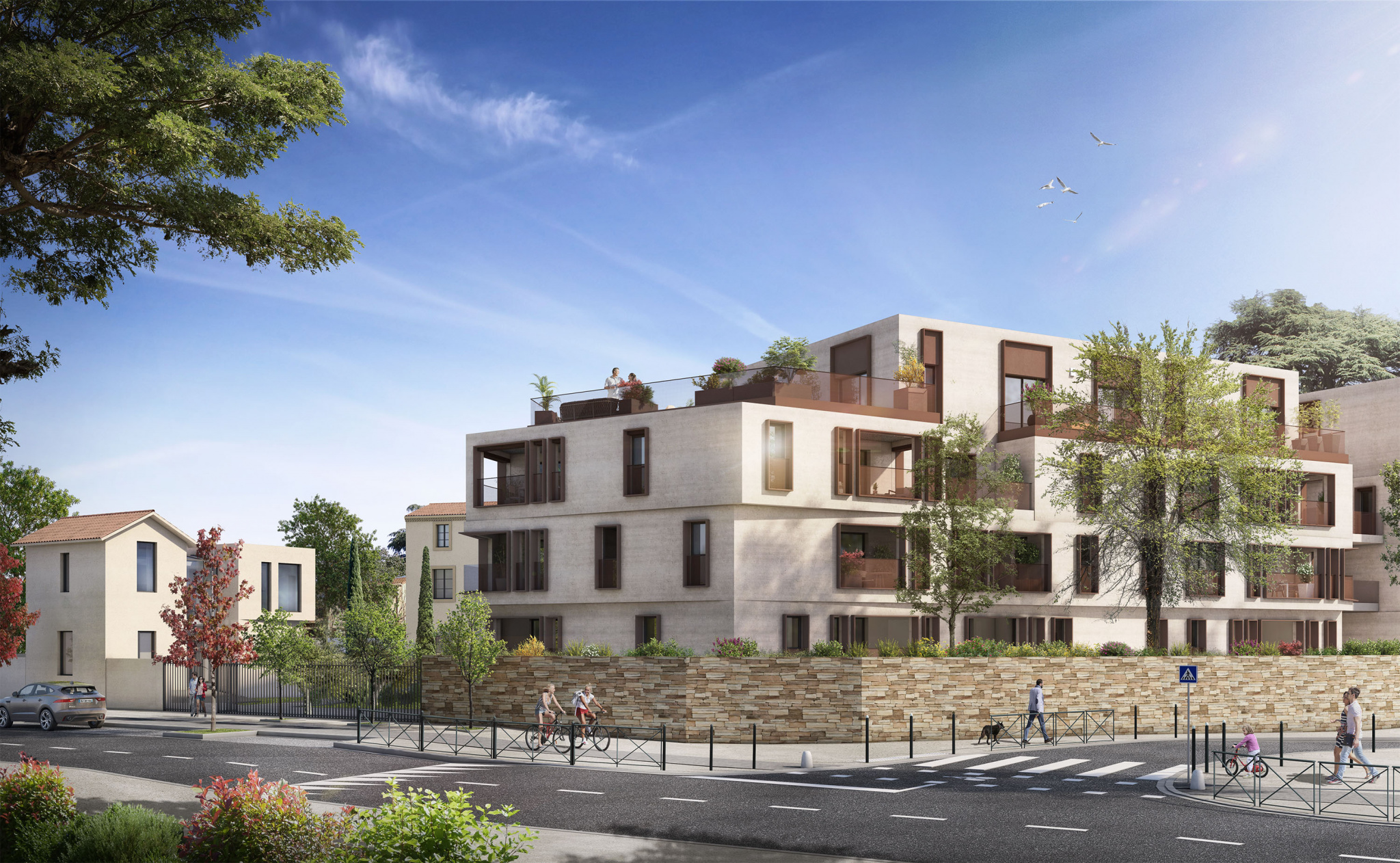 Image_, Appartement, Montpellier, ref :PMS-A201