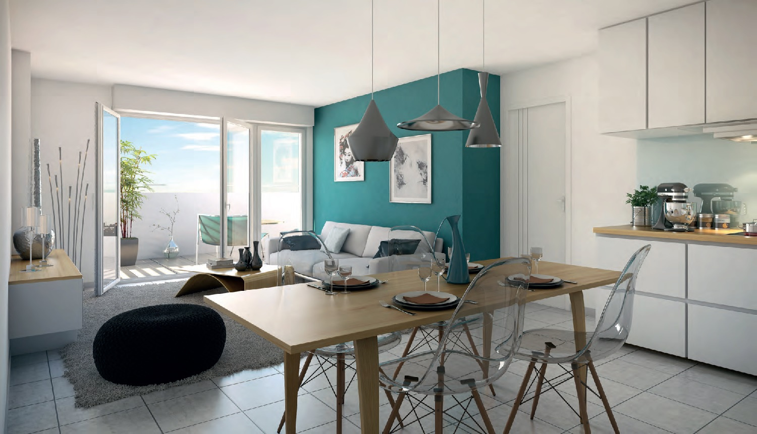 Image_, Appartement, Montpellier, ref :AIGNAT-A17