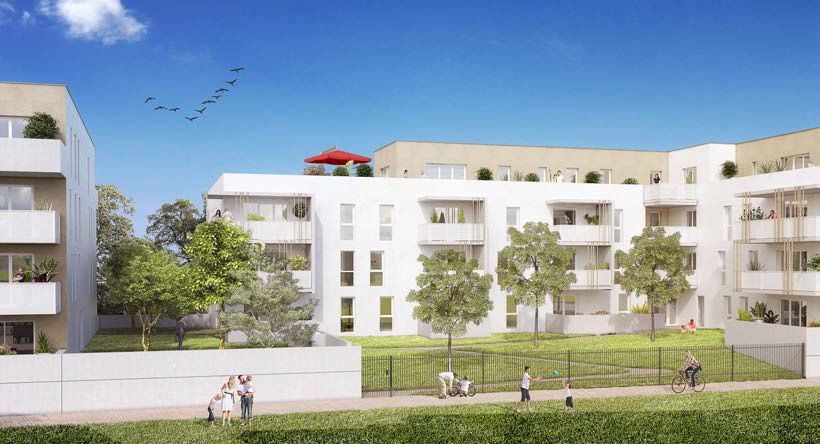Image_, Appartement, Frontignan, ref :IC-iLA206