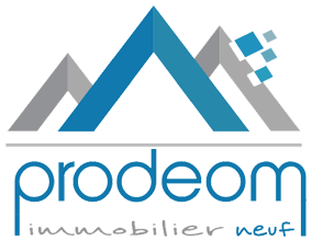 Logo Prodeom immobilier Location