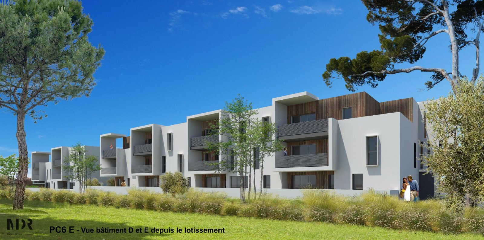 Programme immobilier neuf à Montpellier Ouest