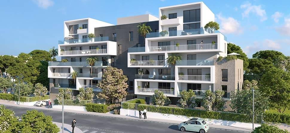 Programme Immobilier Neuf Montpellier Aiguelongue