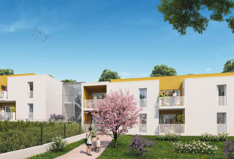 Programme immobilier Neuf Montpellier Nord Père Soulas