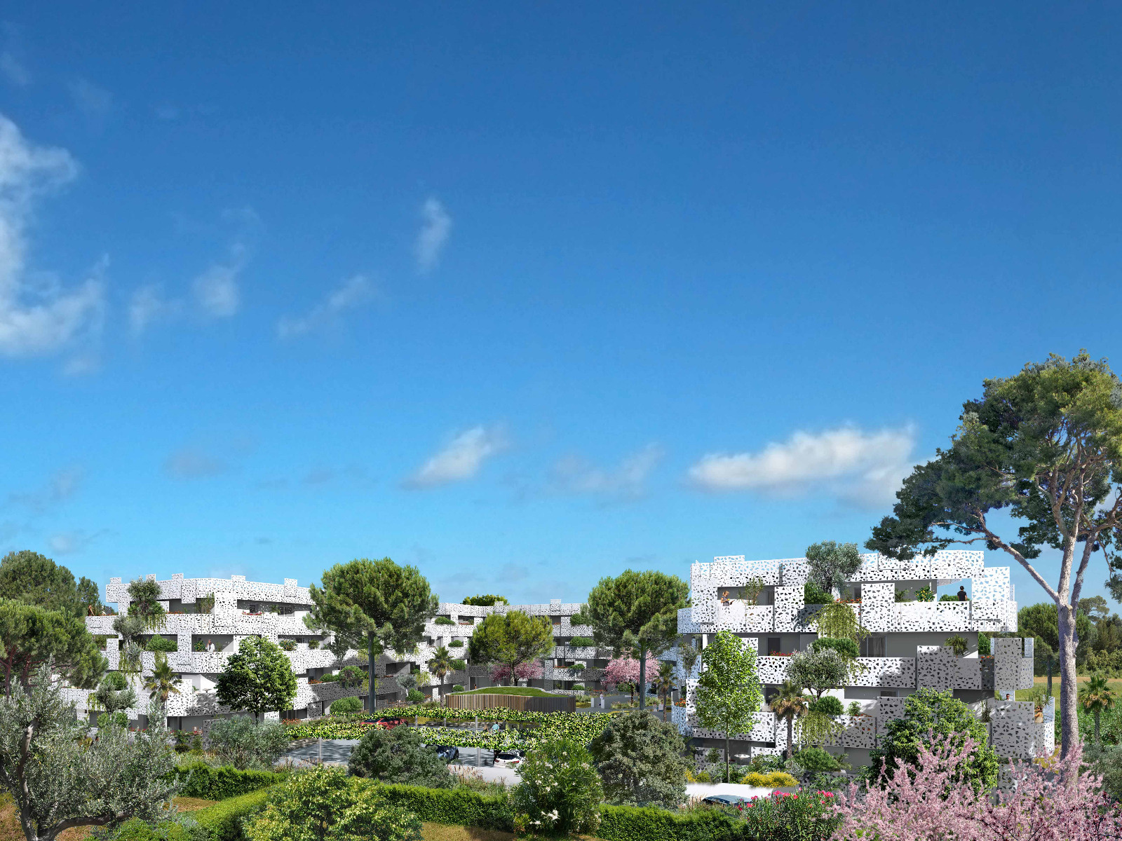 PROGRAMME IMMOBILIER NEUF A LATTES